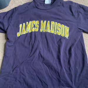 Champion James Madison college shirt